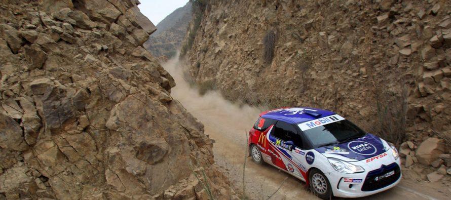 Vicuña será sede de la quinta fecha del RallyMobil en la primera semana de septiembre