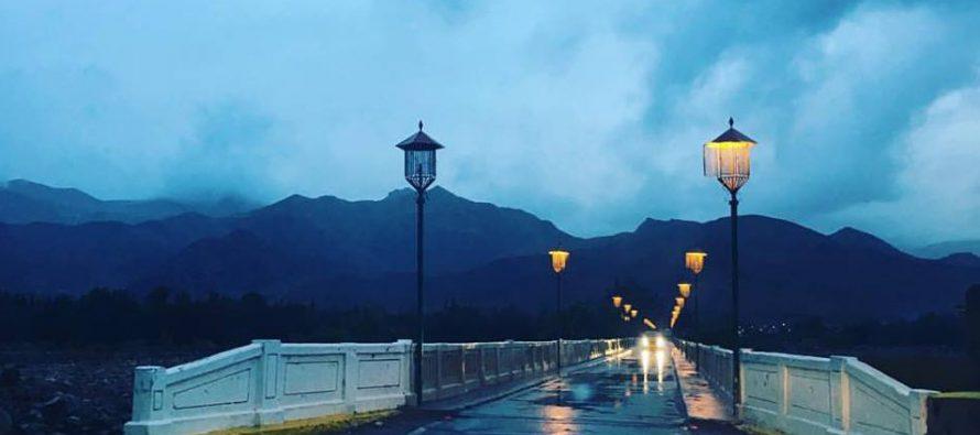 Suspensión de clases y monitoreo de la comuna marcan primeras horas de lluvias en Vicuña
