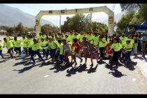 Invitan a participar de un corrida familiar en Vicuña