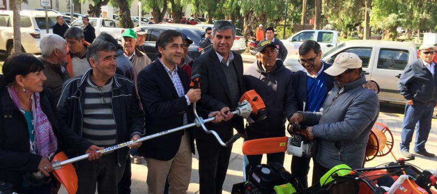 Campesinos de Vicuña aumentan sus horizontes productivos gracias a beneficio de INDAP