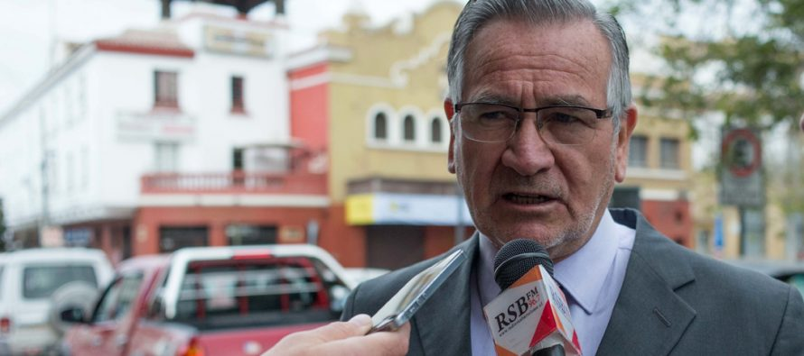 Saldívar valora entrega de antecedentes de empresas interesadas en construcción de Túnel Agua Negra