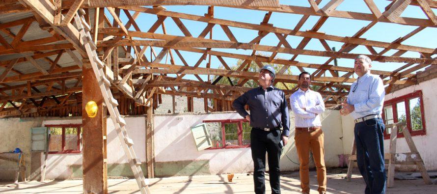 Positiva evaluación de los proyectos FRIL que se ejecutan en Vicuña