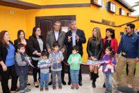 Ante una gran cantidad de niños niñas y sus padres reinauguran sala HEPI Crianza de Vicuña