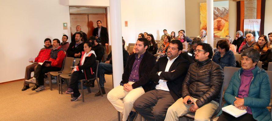 Realizan Escuela de Turismo para continuar con el desarrollo de esta área productiva en Vicuña