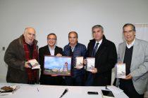 """Lanzan en Vicuña la segunda edición de """"El Andén de los Sueños"""" de Luís Aguilera"""