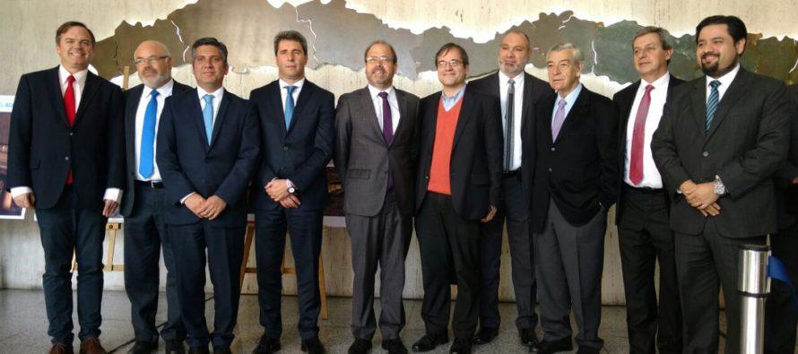 """""""Con la presentación de 10 ofertas técnicas la construcción del túnel Agua Negra pasa a ser una realidad concreta"""""""