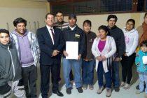 Baile religioso de Quebrada de Paihuano recibe Fondo Presidente de la República