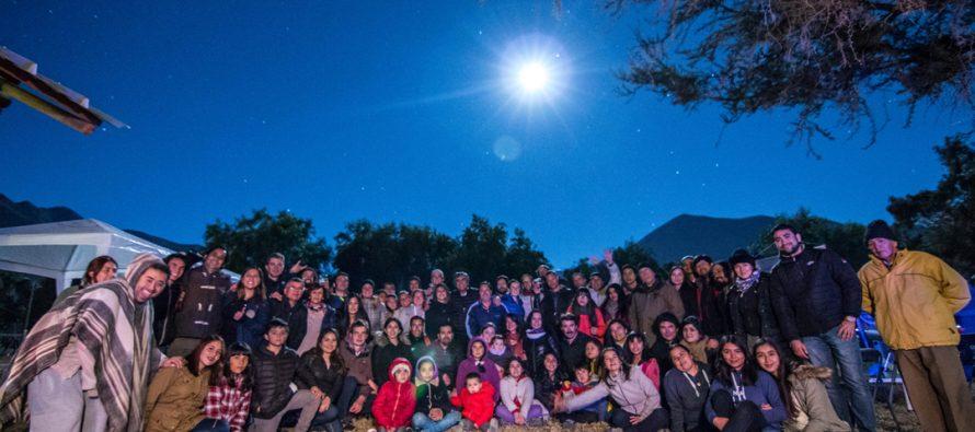 Vicuña avanza en ser la Capital Mundial de la Astronomía