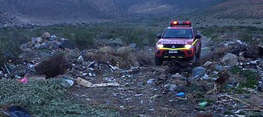 Encuentran sin vida a menor de 16 años que había salido a caminar en cerro de Rivadavia