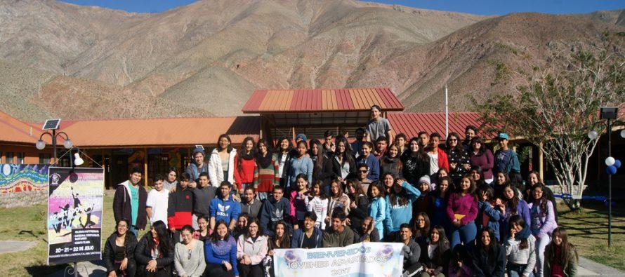 Encuentro interregional de jóvenes cristianos tuvo lugar en la comuna de Paihuano