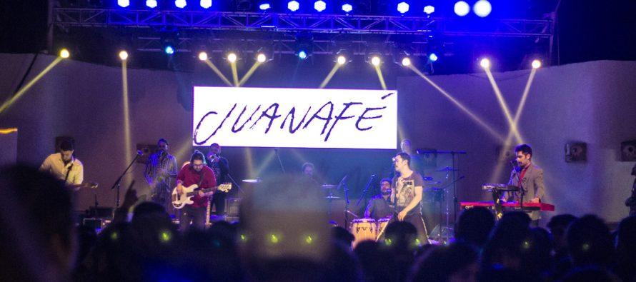 """""""JuanaFé"""" cerró las actividades culturales del Concert Valle de invierno en Vicuña"""
