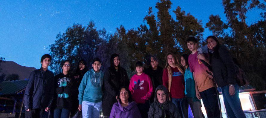 """Una nueva versión de la """"Star Party"""" tendrá lugar este viernes en el Parque Los Pimientos de Vicuña"""