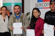 Feria libre de Vicuña se moderniza a través de fondo de Sercotec