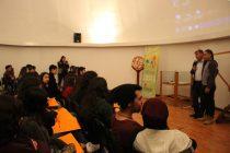 100 jóvenes de Vicuña acceden a charlas y observación astronómica gratuita en Mamalluca