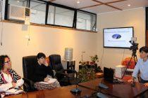 Presentan proyecto turístico para promocionar a la comuna de Vicuña en Europa