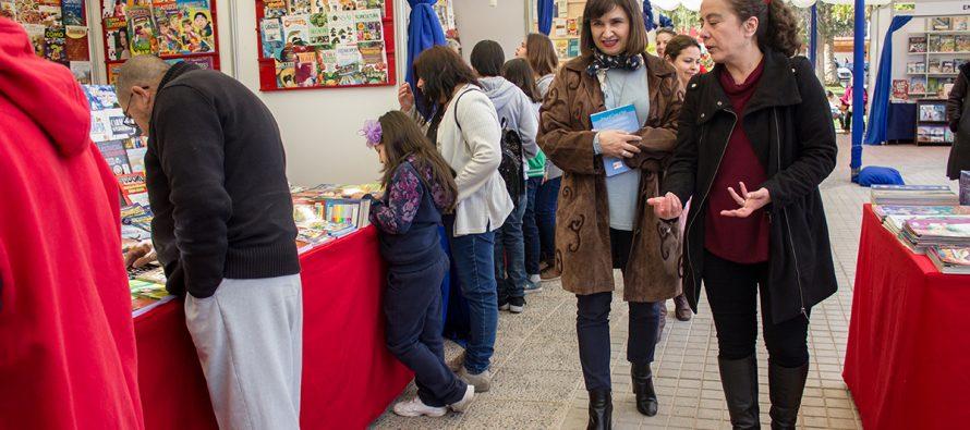 Subdirectora Nacional del Consejo Nacional de la Cultura y las Artes visitó Vicuña