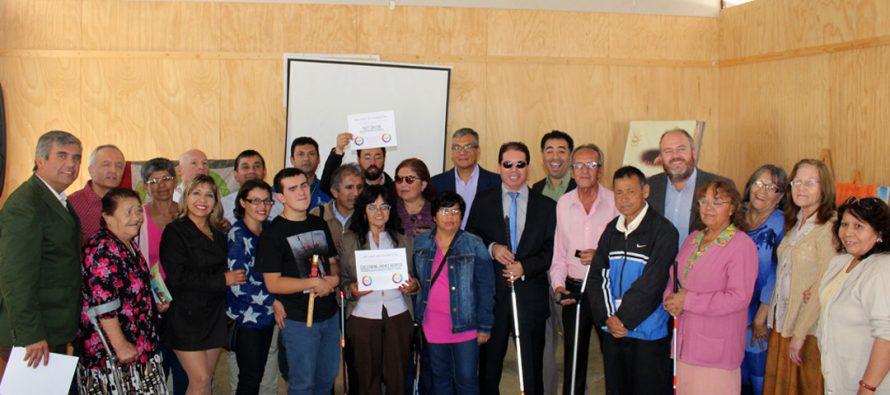"""Personas con discapacidad de Vicuña invitan a participar de actividad  """"Me pongo en tu lugar"""""""