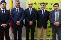 Gira comercial para la atracción de inversiones  genera interés de Murcia en la Región de Coquimbo