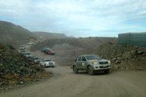 Más de 200 trabajadores esperan por remate final de Minera Linderos que concluye el 31 de agosto