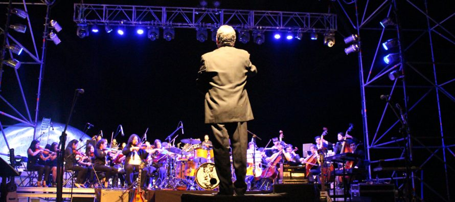 Invitan a participar de concierto de la Orquesta Sinfónica Juvenil de La Antena este 22 de julio