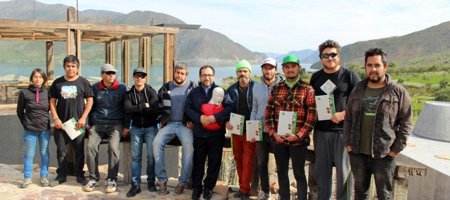 Capacitan en primeros auxilios y técnicas de reanimación a jóvenes en Gualliguaica
