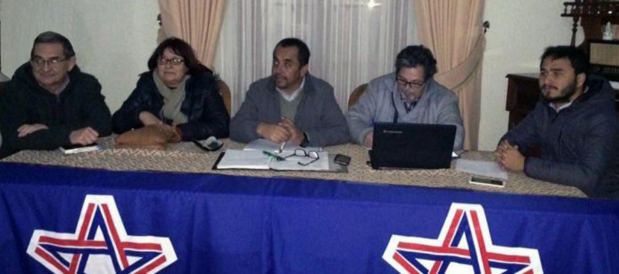 RN realiza elecciones para el distrito en Vicuña posicionando a Francisco Eguiguren como candidato