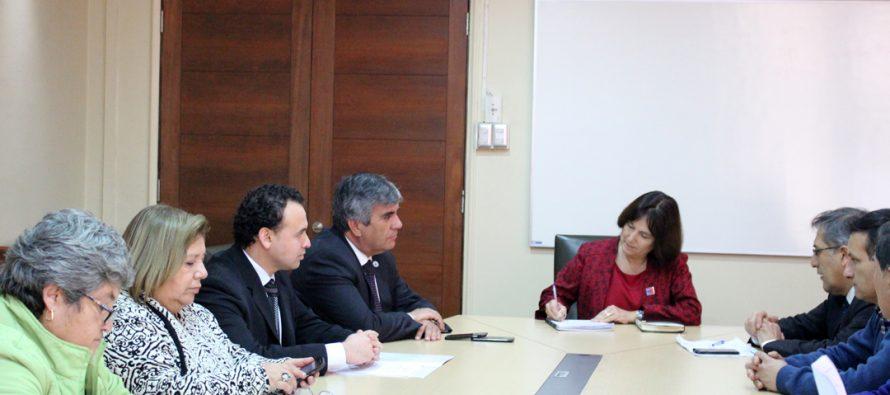 Ministra de Salud y alcalde de Vicuña buscan establecer avances en la atención primaria