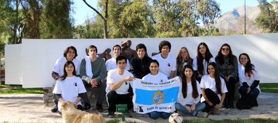 Estudiantes de derecho de la UC construirán 10 viviendas en la comuna de Vicuña