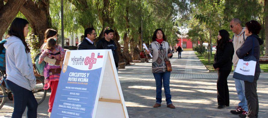 Vicuña potenciará el turismo con tours patrimoniales gratuitos en temporada alta