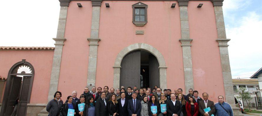 Gobierno entrega recursos a treinta y ocho medios de comunicación de la región de Coquimbo