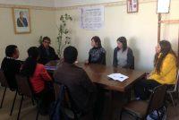 De India y Reino Unido son las voluntarias que apoyarán el aprendizaje del  inglés en Vicuña