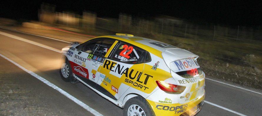 Equipo Renault espera subir en el ranking de la R3 en Vicuña