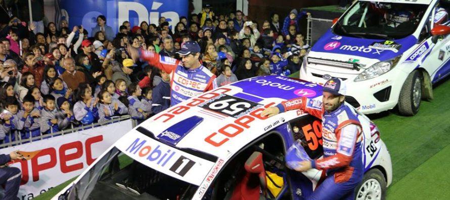 Chaleco López va por el cuarto triunfo consecutivo a Vicuña