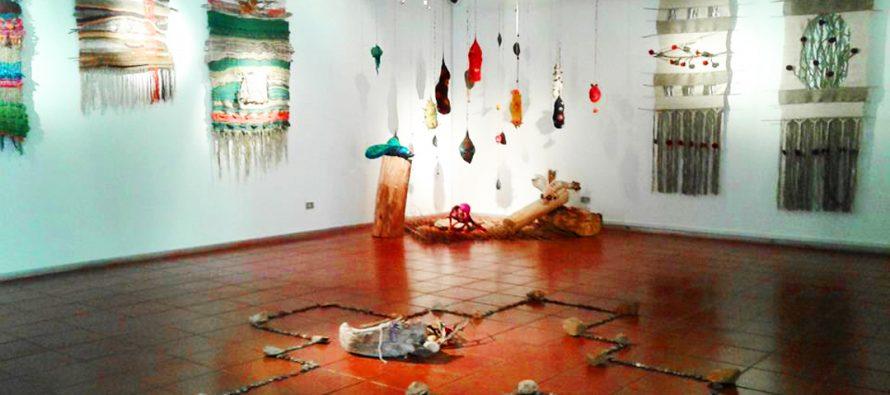 """Exposición colectiva """"Trama de Universos Elquinos"""" se presenta todo Agosto en Museo Dibam de Vicuña"""
