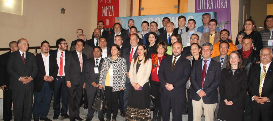Destacan atractivos de la región en Congreso Nacional de Municipios Turísticos de Chile