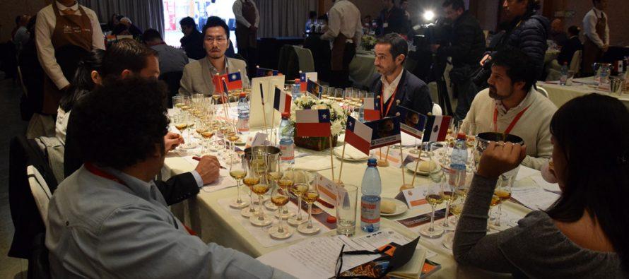 "Catadores, protagonistas del concurso mundial de licores ""Spirits Selection"""