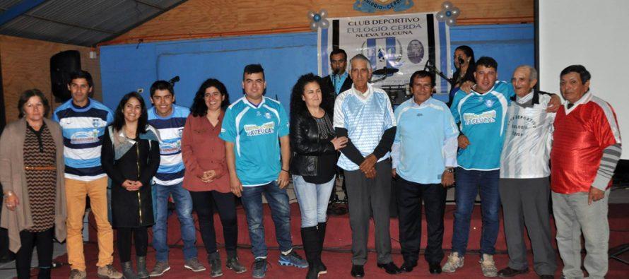Con su primer campeonato juvenil el Club Deportivo Eulogio Cerda celebra sus 50 años