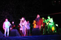 Master Cumbia dio el cierre a las celebraciones del Día de la Juventud en Paihuano