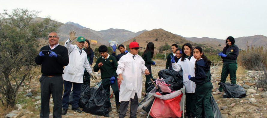 Municipio de Vicuña busca avanzar en la certificación ambiental de la comuna