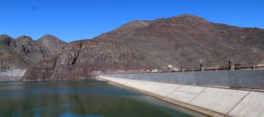 Embalse La Laguna se encuentra a un 100% de su capacidad y el Puclaro al 99%