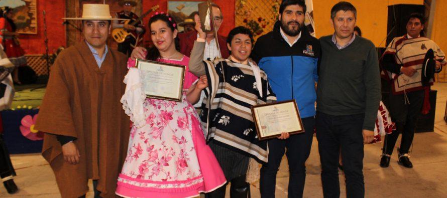Paihuano ya tiene las parejas para el Campeonato Regional de Cueca en Andacollo