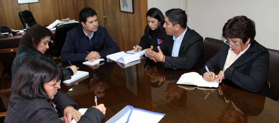 Comité de vivienda Altos de Gabriela analizaron avance del proyecto con el SERVIU