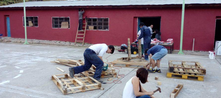 Agrícolas  Bellavita y Cochiguaz junto al  Programa Vive realizan mejoramientos en Montegrande