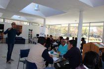 Vecinos de Vicuña participaron en el primer taller ciudadano en miras al ZOIT