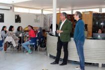 Vecinos de Vicuña participaron en taller de creación de la imagen comunal