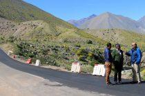 7 kilómetros de pavimento son los que se esperan concretar en la comuna de Vicuña este 2017