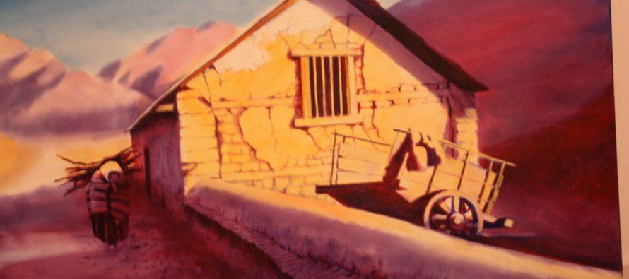 """""""Una Ventana al Valle"""" es la exposición de septiembre en el Museo Dibam de Vicuña"""