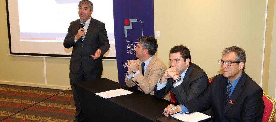 Funcionarios municipales son los primeros del país en capacitarse en Registro Social de Hogares y ficha FIBE