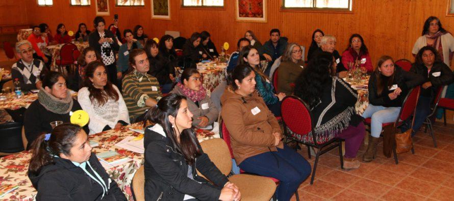 Comunidades educativas del Elqui compartieron estrategias para la enseñanza del inglés