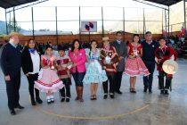 Estudiantes de Peralillo y Vicuña representarán a la comuna en regional de cueca